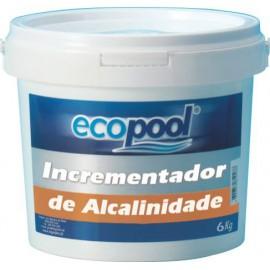 Incrementador de alcalinidade for Subir ph piscina